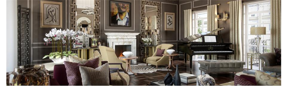 René Dekker Design Limited, Interior Designers London, London Designers